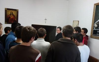 Visita a las Carmelitas de El Burgo