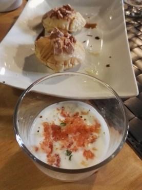 Algunos de los platos
