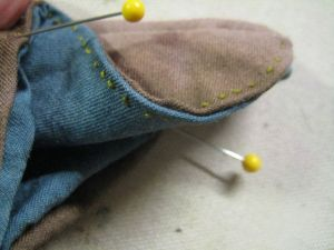 inside of sleeve
