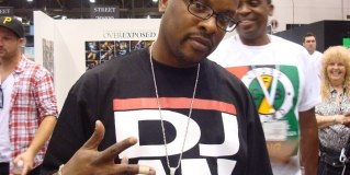 #SenateSalute | DJ Jazzy Jeff At Guitar Center (interview)