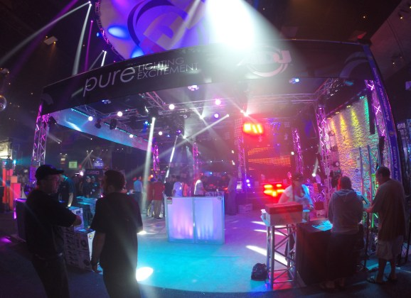2014 DJ Times Expo Hall [Pictures]