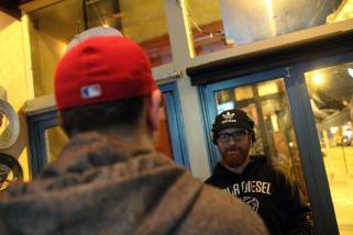 "Sessions | DJ Jay Ski ""James Brown Routine "" @ Lucks Last Chance Philadelphia, PA"