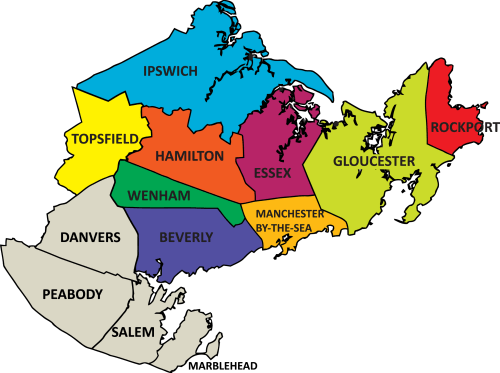 SeniorCare Area Map