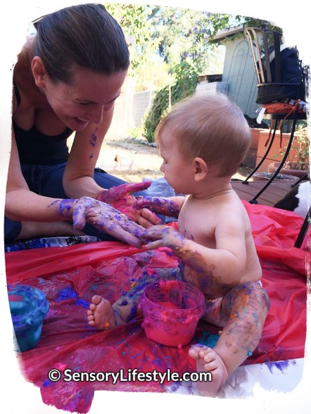 Nothing better than some messy time