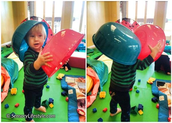 Exploring bowls