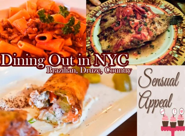 Dining Out in NYC by sensualappealblog.com