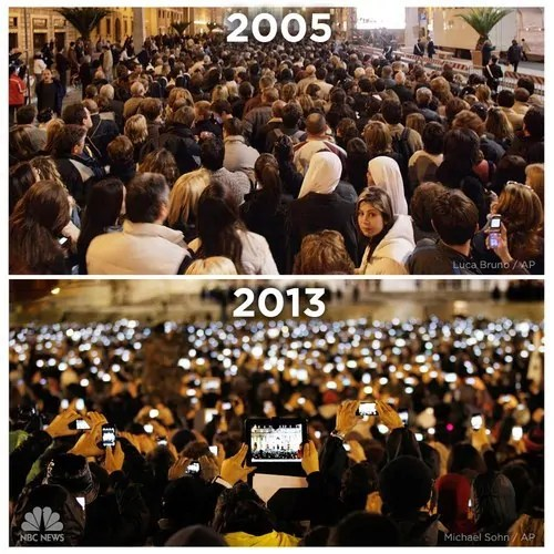 how has technology changed our society?