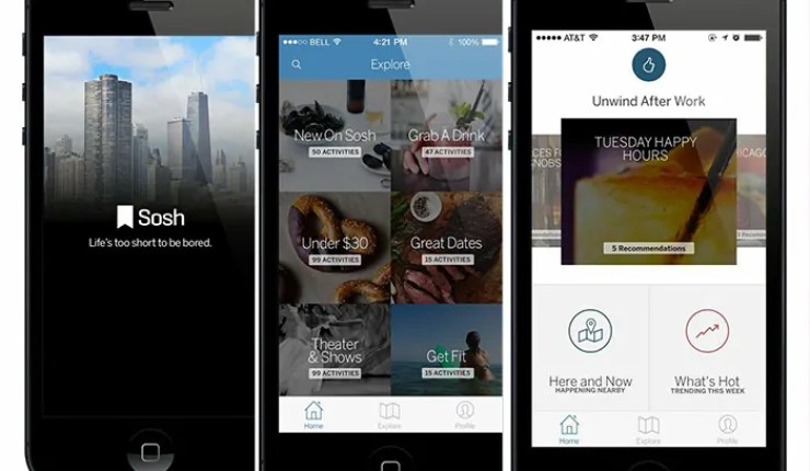 Chicago's BRAND NEW way to find the best hidden gems: Meet the Sosh app