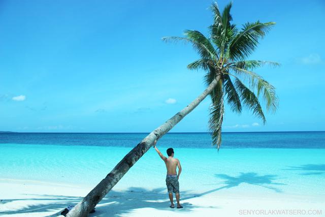 Carabao Island Beach, Rombon