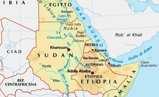 Corno-dAfrica