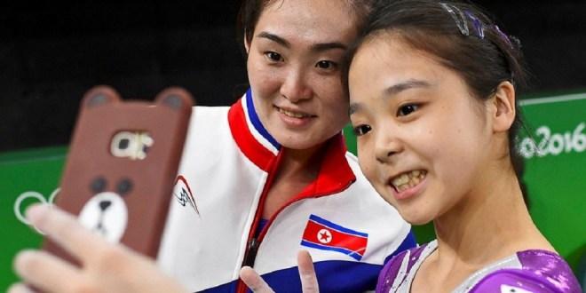 selfie coreane