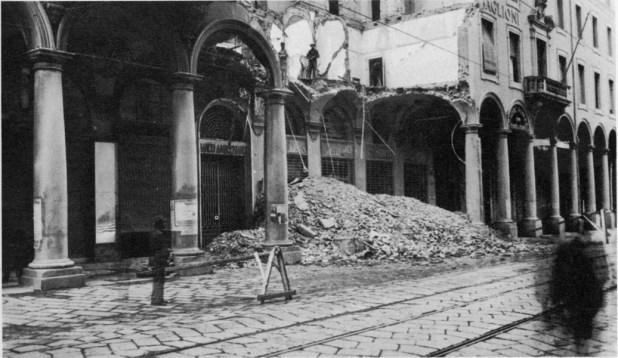 Il successo dell'attentato al comando tedesco all'Hotel Baglioni