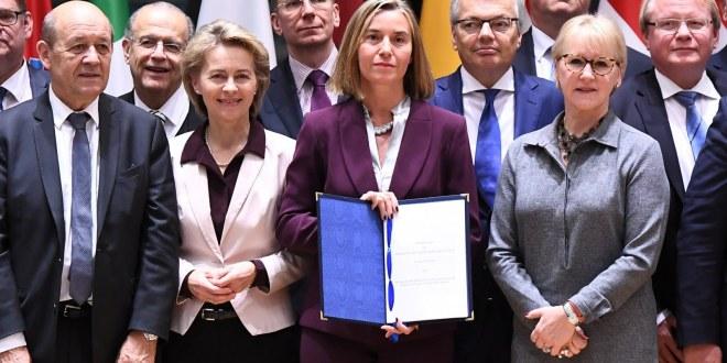 L'UE del massacro sociale si rafforza sul piano militare