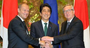 Nuovo accordo internazionale tra capitalisti: ecco il JEFTA