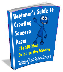 Beginners Guide to Creating Squeeze Pages