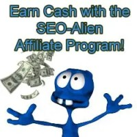 Earn Cash with the SEO-Alien Top Affiliate Program!