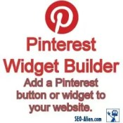 Adding a Pinterest Widget or Button to Your Website