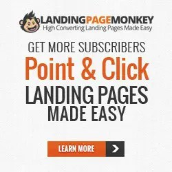 Landing Pages Made Easy with Landing Page Monkey