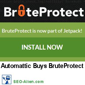 BruteProtect WordPress Plugin Update