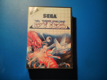 It's R-Type for the Sega Master System