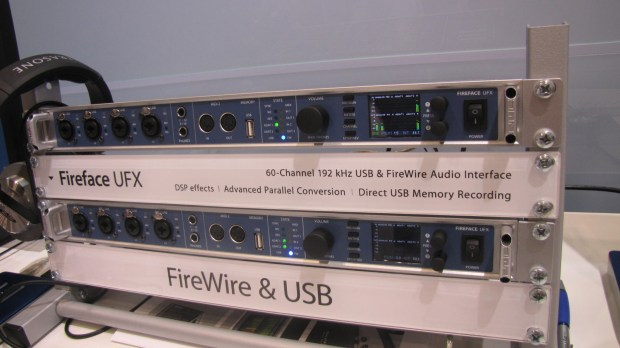 Firewire 800 Audio Interfaces