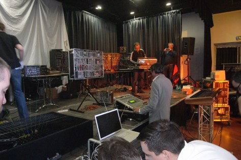 Forum • 18.-20.4.2014 Nantes, Synth Fest