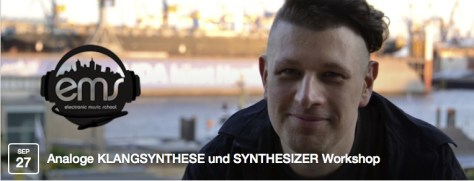 Analoge Synths und Synthese in Köln