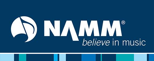 NAMM 2016 Logo