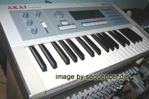 akai vx600 synthesizer