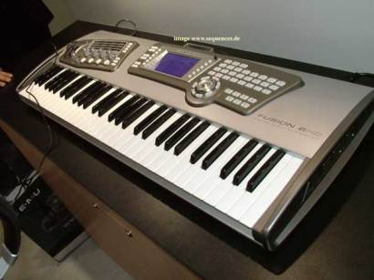 alesis fusion synth