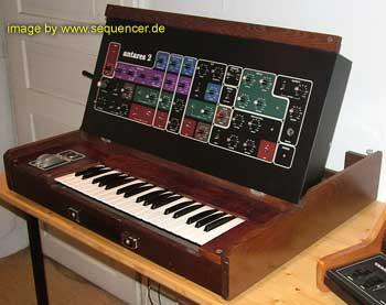 antares synthesizer