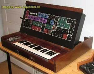 antares synthesizer