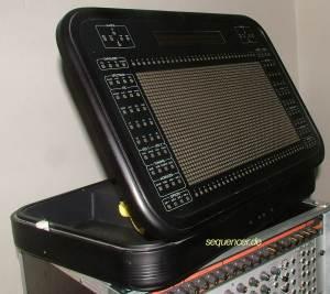 Technos Acxel synthesizer