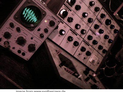 EMS synthi A VCS3