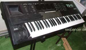 Ensoniq TS10, TS12 synthesizer