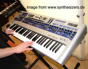 kurzweil VA1 synthesizer