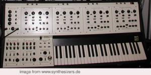 Oberheim EightVoice 8Voice synthesizer