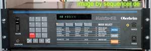 oberheim matrix 6 synthesizer