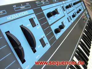 Siel Opera 6 Synthesizer