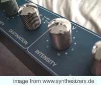 vermona DAF1 filter / phaser ph16