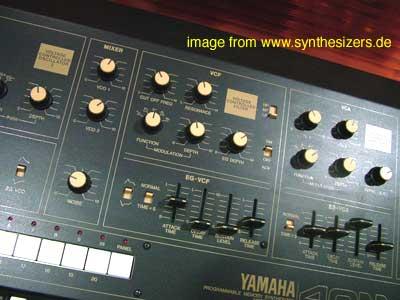 yamaha cs40m