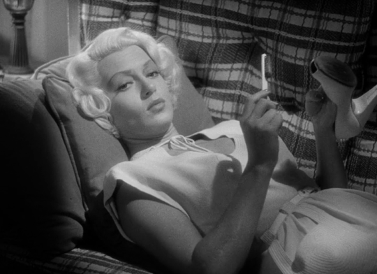"""How does it happen that something that makes so much sense in the moonlight doesn't make any sense at all in the sunlight?"" —Lana Turner"