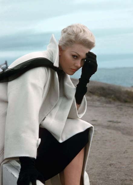 """""""I loved acting, which was never about money, the fame. It was about a search for meaning. It was painful."""" —Kim Novak"""