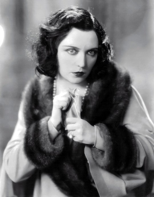 """Yes, I was correctly quoted in saying I introduced sex into films in the 20's, but it was sex in good taste and left a great deal to one's imagination."" —Pola Negri"