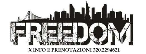 logo freedom napoli