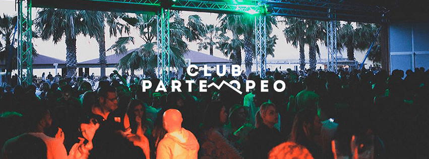 Club Partenopeo Napoli - Ogni Sabato sera Club Life Party