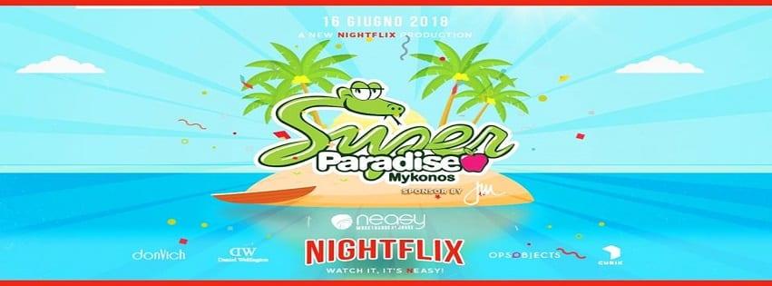 NEASY NAPOLI - Sabato 16 Giugno Summer Paradise