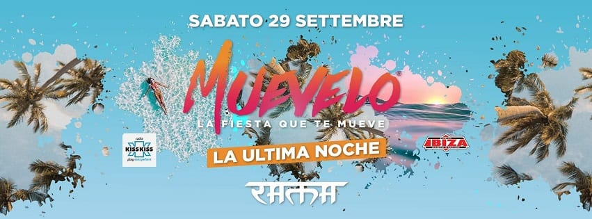 RAMA BEACH Varcaturo - Sabato Muevelo - La Ultima Noche