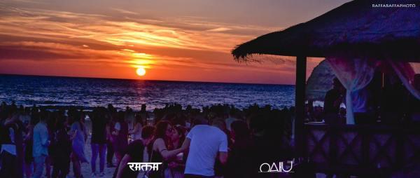 Rama beach varcaturo aperitivo Oahu (3)