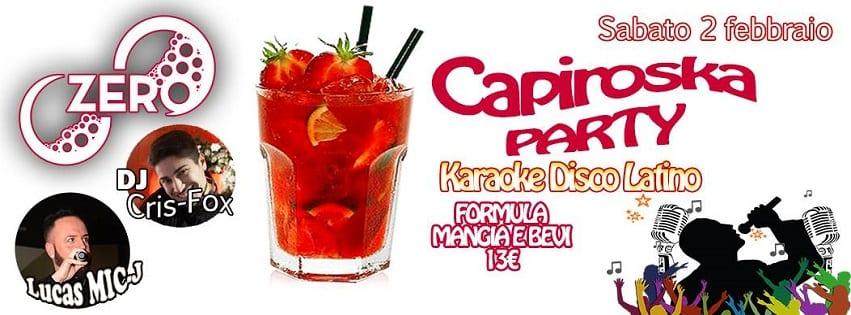 ZERO Discopub Pozzuoli - Sabato 2 Karaoke, Disco e Latino